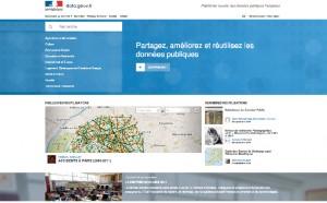 Mise en ligne début septembre, la nouvelle version de www.data.gouv.fr met clairement en avant les réutilisations, bien plus que les jeux de données publiés.