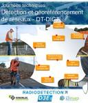 D3E Electronique organise les Journées Techniques Détection et Géoréférencement de réseaux.