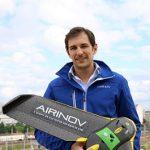 Romain Faroux, nouveau Président d'AIRINOV