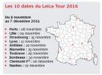 Leica Geosystems lance son tour de France 2016