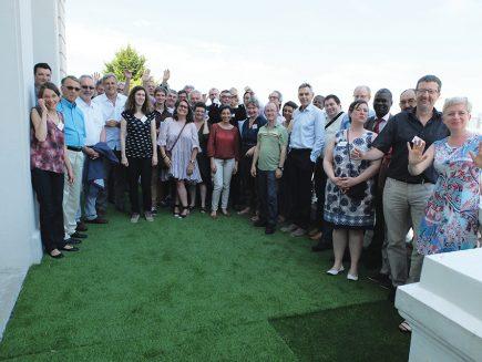 L'assemblée générale de l'Afigéo, organisée fin juin à Meudon avec le soutien d'Esri France, a rassemblé une quarantaine de participants. Plusieurs d'entre eux sont impliqués dans différentes commissions du CNIG.