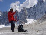 La fonte des glaciers alpins s'accélère, nouvelles mesures