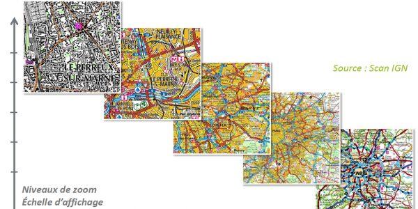 Visualisation cartographique : nouvelles pistes d'amélioration