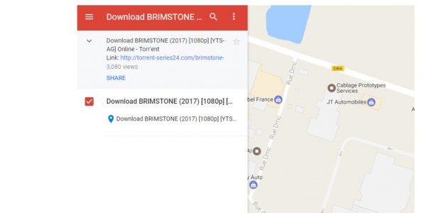 Google Maps fait le bonheur des pirates
