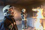 Les pompiers, toujours friands de nouvelles technologies