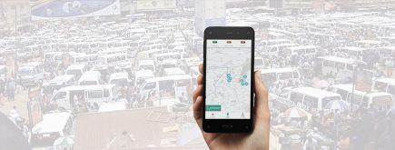 GoMetro prend en compte toutes les solutions de transport
