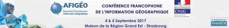 Afigeo, Association française pour l\\\'information géographique