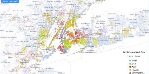 La cartographie statistique à l'épreuve du XXIe siècle (part I)