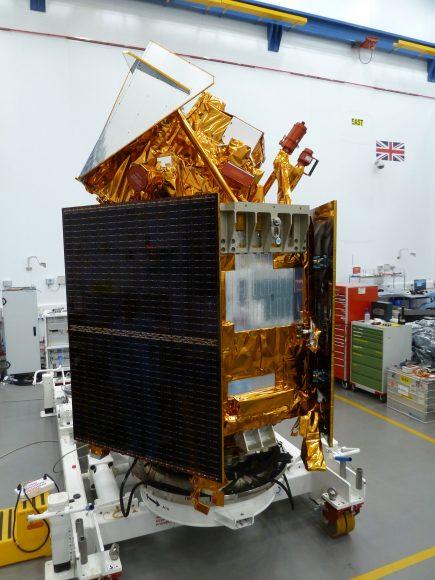 Le satellite Sentinel-5 Precursor (© Airbus)
