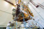 Airbus a terminé le couplage plateforme et charge utile de MetOp-C
