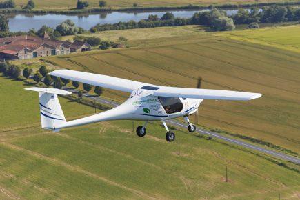 L'avion Green Observer