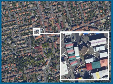 Début juillet, Green Observer a acquis de nombreuses images pour 3 collectivités autour de Toulouse