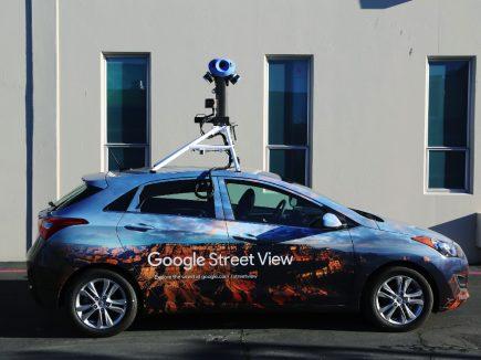 De nouvelles caméras pour les voiture Google Street View