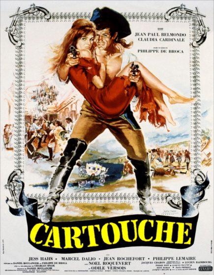 N'oublions pas que Cartouche est le nom d'un célèbre voleur de l'ancien régime, incarné par Jean-Paul Belmondo dans un film de Philippe de Broca sorti en 1962 !