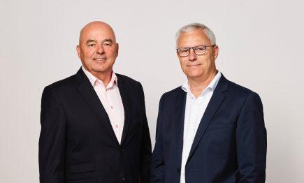 Gilles Dandec et François Erceau