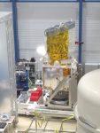 Le satellite Aeolus d'Airbus a achevé avec succès ses essais à Liège (Belgique) et est arrivé à Toulouse pour les derniers tests