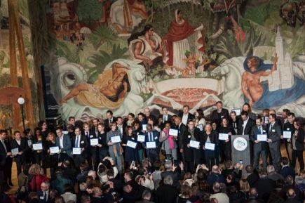 19ème cérémonie de remise du Label National Territoire, Villes et Villages Internet