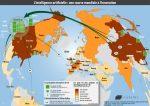 La course mondiale à l'IA en carte