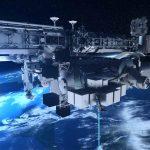 Premier système de communication laser Espace-Terre haute capacité pour Bartolomeo, la nouvelle plateforme externe européenne de l'ISS