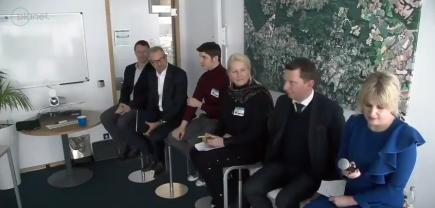 Le 21 février dernier, plusieurs dirigeants de la communauté spatiale européenne issus d'organisations publiques et privées se sont réunis dans les bureaux berlinois de Planet pour discuter du New Space en Europe.