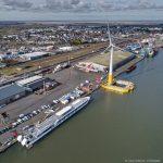 Cadden participe à Floatgen, première éolienne en mer en France