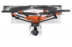Cartographie 3D par drone : Pix4D désormais disponible pour le H520 de Yuneec