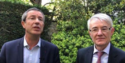 Alain Assouline succède à Alain Prallong à la tête de Cinov-IT