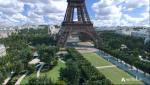 Le grand site Tour Eiffel dévoilé en 3D pour la première fois grâce au BIM