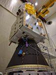 Aeolus, le satellite de mesure des vents d'Airbus, prêt à embarquer