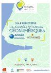 Rendez-vous aux GéoDataDays les 3 et 4 juillet au Havre