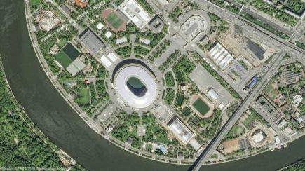 Luzhniki Stadium, Moscow (capacity: 81,000 seats)