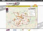Le Département du Maine-et-Loire abandonne Google pour OpenStreetMap