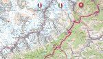 Cet été prenez de la hauteur avec la nouvelle carte IGN Tour du Mont Blanc