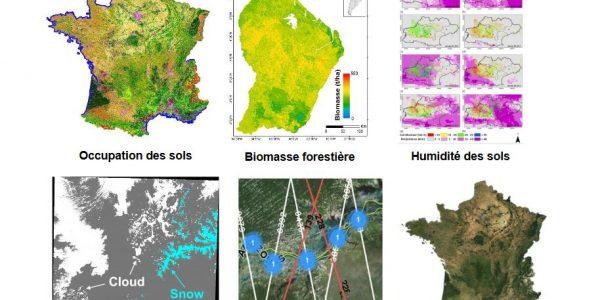 Imagerie satellitaire pour les territoires : à la recherche du chaînon manquant