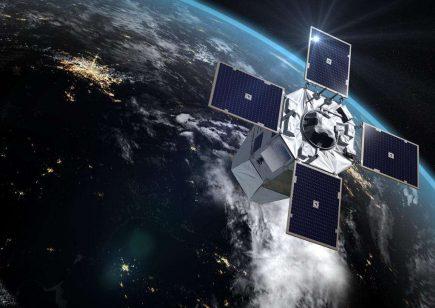 Le satellite CSO-1 est le premier d'une constellation de trois. © CNES / Mira Productions / Parot Rémy, 2018