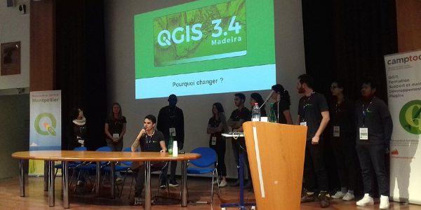 SIG open source : la dynamique QGIS