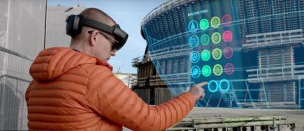 Bentley Synchro sur HoloLens 2