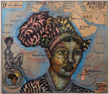 Afrique politique (© Clara Castagné)
