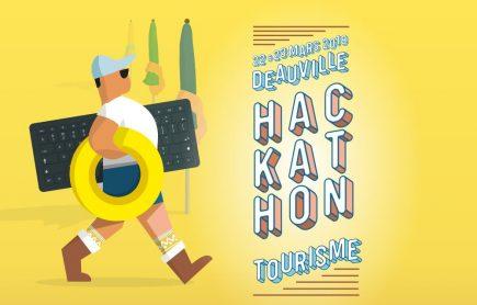 Hackathon Tourisme Estuaire de la Seine @ Deauville (Atelier Hoche)