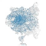 Mobilité urbaine : Paris 2e sur 38 villes mondiales en termes d'efficacité des transports en commun. Index HERE Technologies
