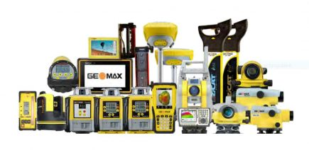 GEOMAX s'appuie sur les technologies du groupe Hexagon dont il fait partie.