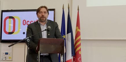 « Je vous offre nos plateformes, remplissez-les avec vos données et on commence » propose, pragmatique, Éric Léandri, le patron de Qwant, lors du lancement d'Occitanie Data.