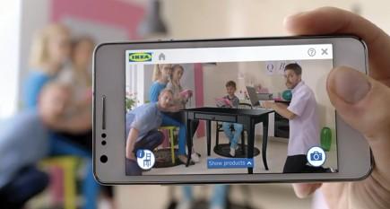 Les solutions de réalité augmentée de l'Allemand Metaio, exploitées par l'application Ikea, passent dans le giron Apple. Une brique de plus pour sa stratégie en matière d'information géographique ?