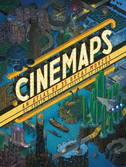La couverture de Cinemaps