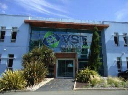 Le siège social de VST situé à la Ferrière en Vendée. Les bureaux sont accolés à l'un des entrepôts de départ des tournées de livraison de marchandises.