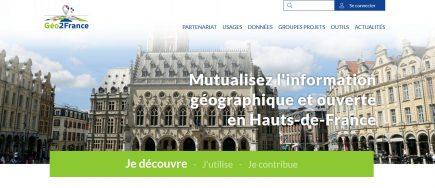 Ouvrir l'information géographique à de nouveaux usagers moins experts, tel est l'objectif de la structuration du site Geo2France autour de trois parcours : Je découvre, j'utilise, je contribue.