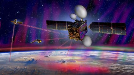 Space Data Highway (©James Vaughan)