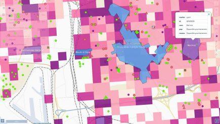 De nouvelles données sont régulièrement ajoutées sur SIG Ville.