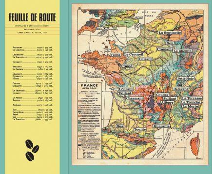 Œuvre de Marie Chéné parue dans la revue Le Tigre
