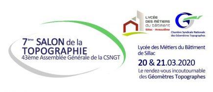 Salon de la topographie @ Sillac (Angoulème)